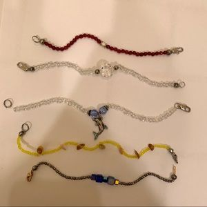 Other - Assorted Bead Bracelets